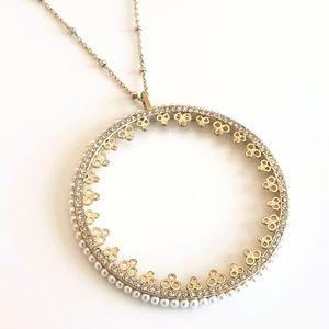 Kate Spade Full Circle Long Necklace
